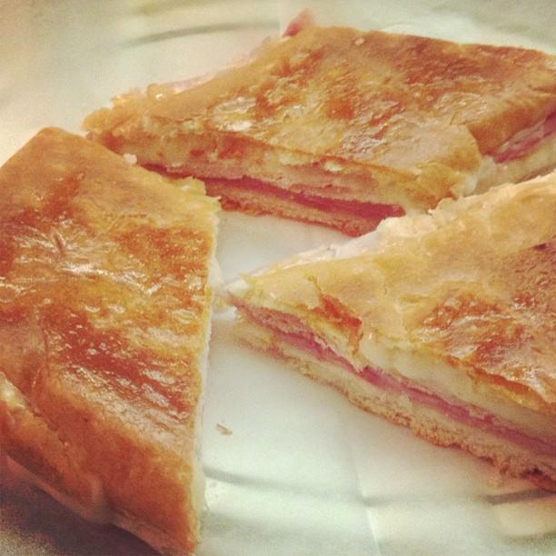 Cuban Sandwich - La Floridita - Washington Heights