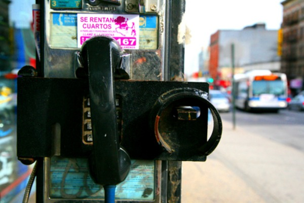 Pay Phone - Washington Heights