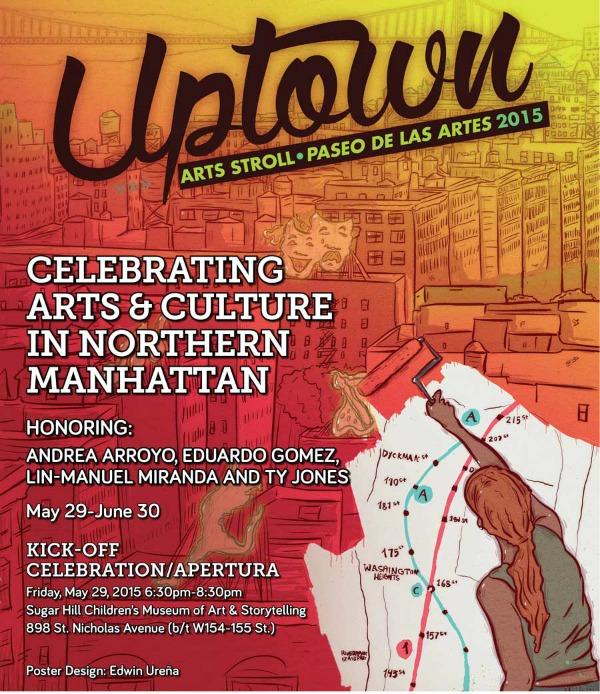 2015 Uptown Arts Stroll