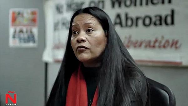 Garifuna Woman in the Bronx