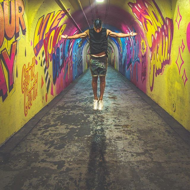 191 Street Tunnel - Washington Heights
