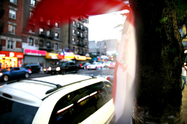Dominican Day Parade - Washington Heights - Briana E. Heard
