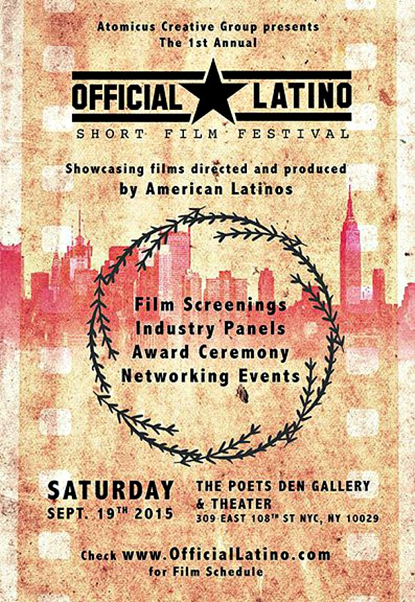 Official Latino Short Film Festival