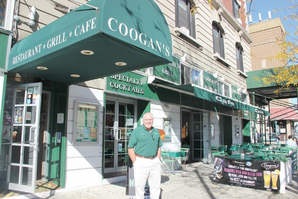 """We became a safe haven,"" says Coogan's co-owner Peter Walsh."