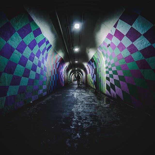 Tunnel Washington Heights