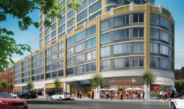 Sherman Plaza - 4650 Broadway