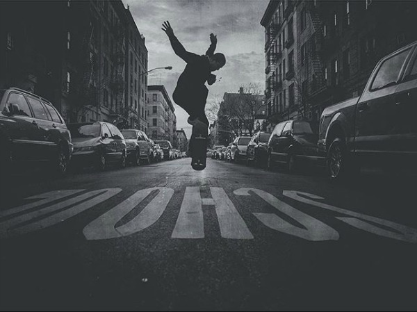 Skateboarding - Washington Heights
