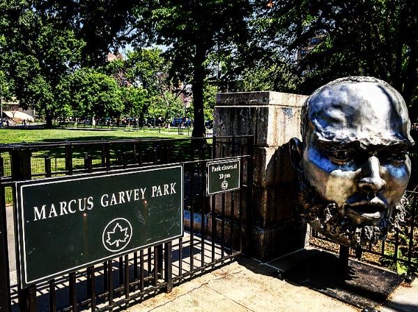 Flux Art Fair - Marcus Garvey Park