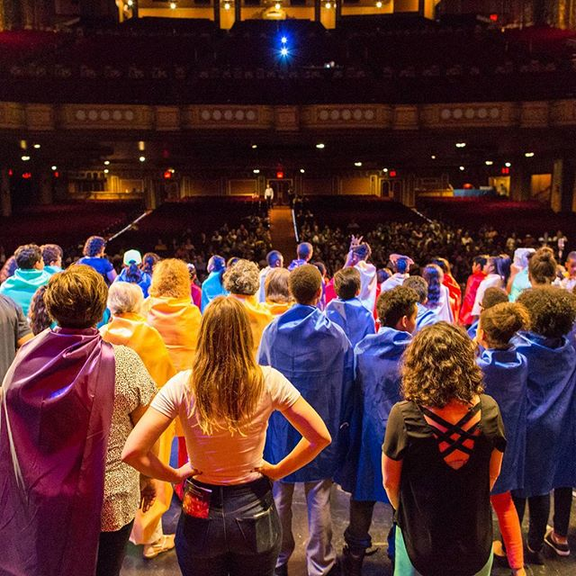 People's Theatre Project - Storm The Palace