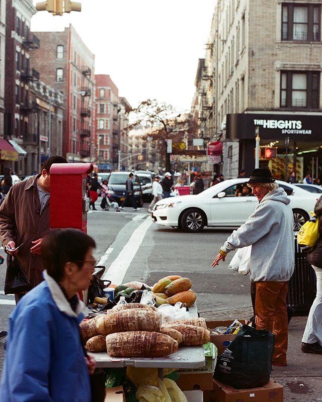 Fruit Stand Washington Heights