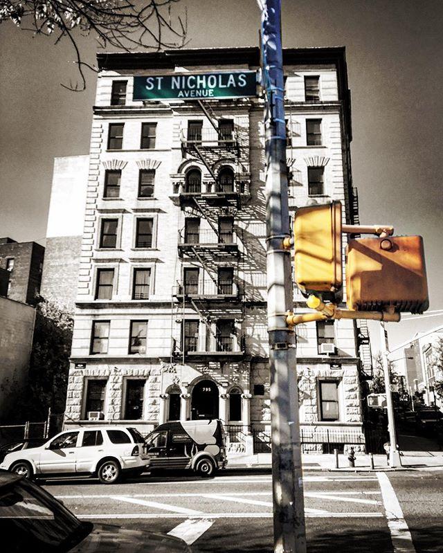 St. Nicholas Ave