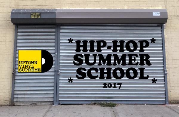 UC - Hip-Hop Summer School - Uptown Vinyl Supreme
