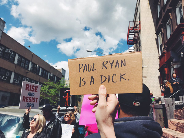 UC - Paul Ryan Is A Dick