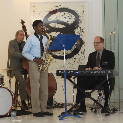 jazz combo performance