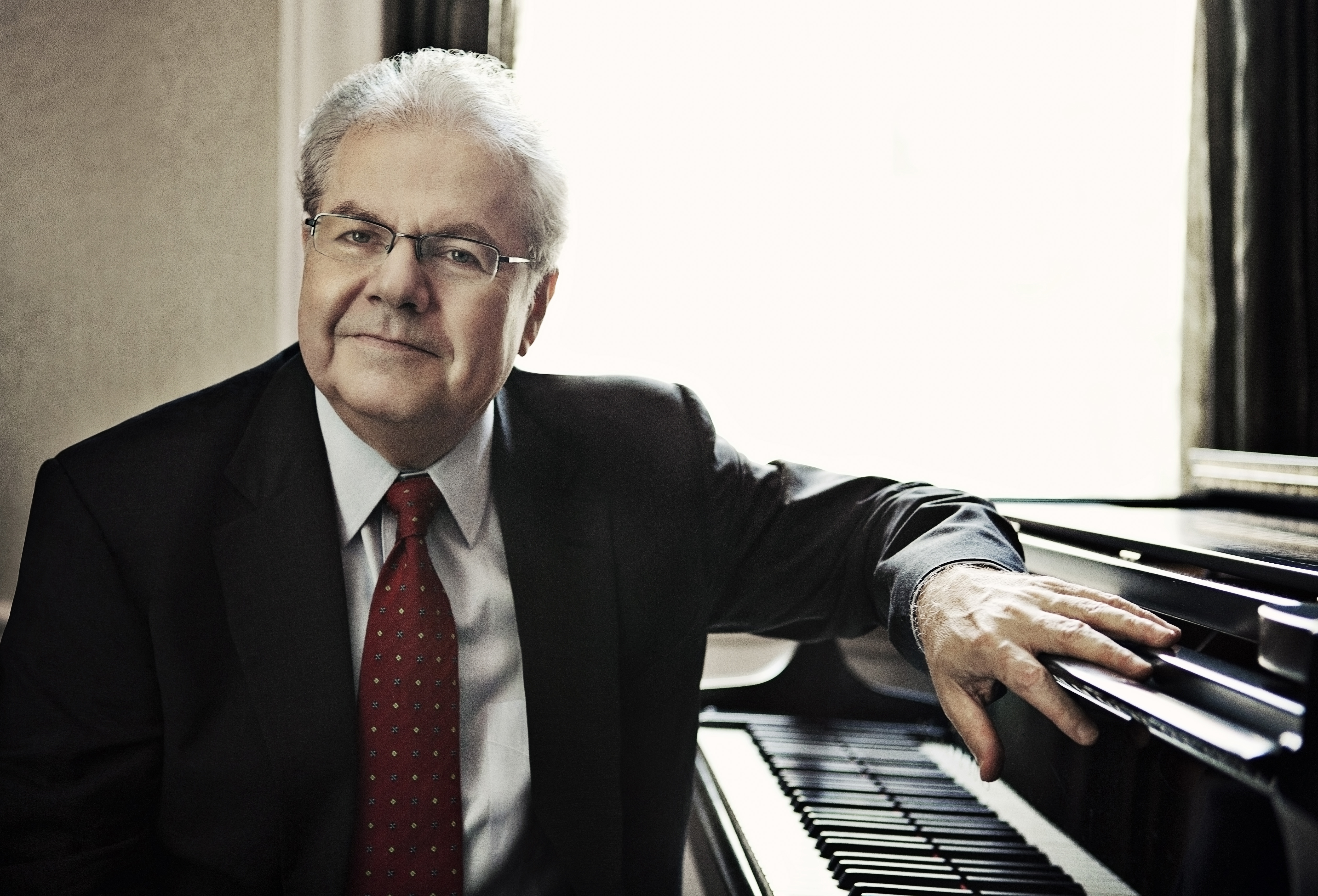 Tues, May 5, 6:00 pm: Master Class with Emanuel Ax – CANCELED