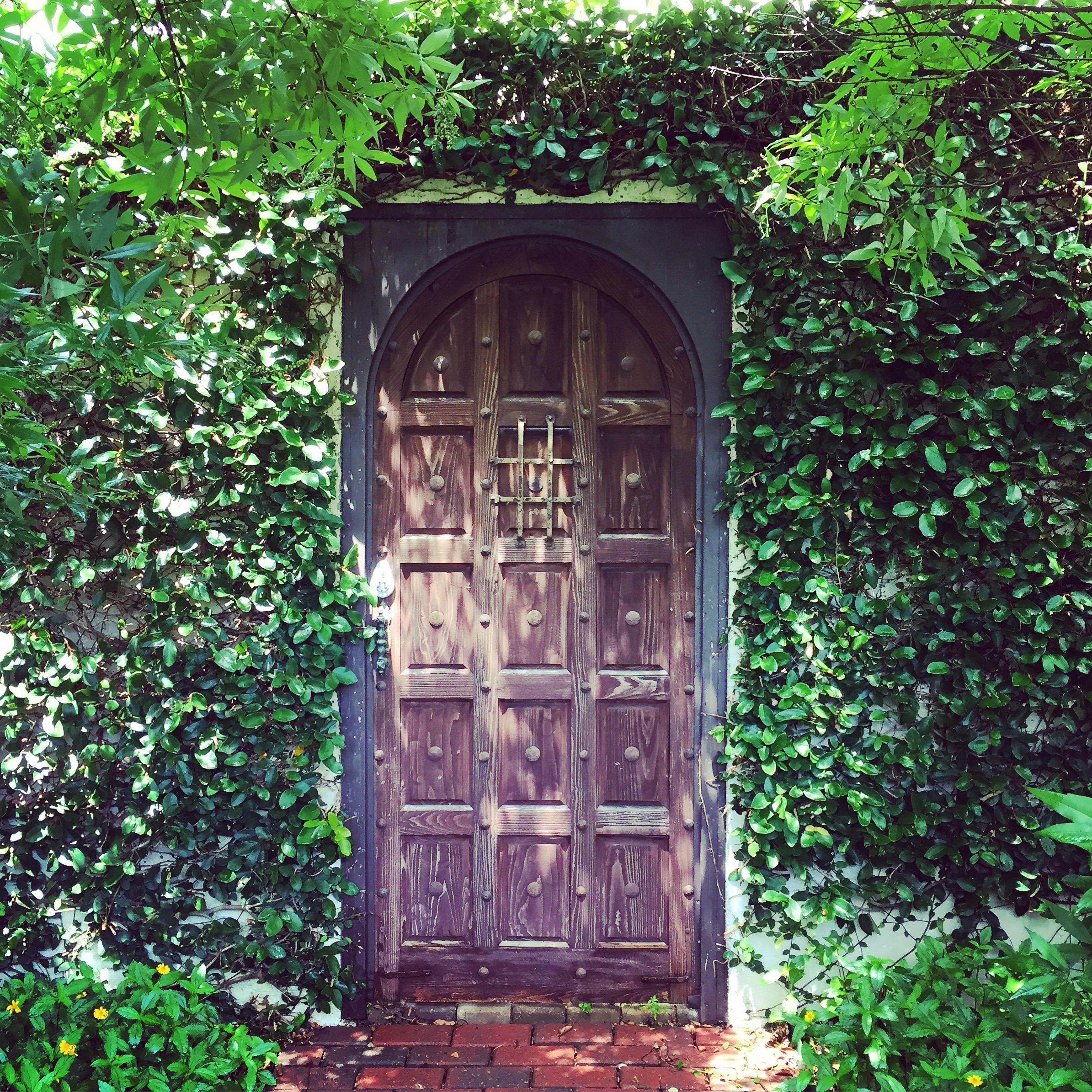 Jennifer Christian secret garden