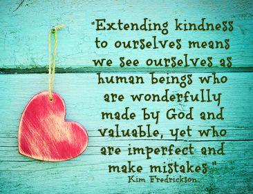 Self-Compassion Kim Fredrickson