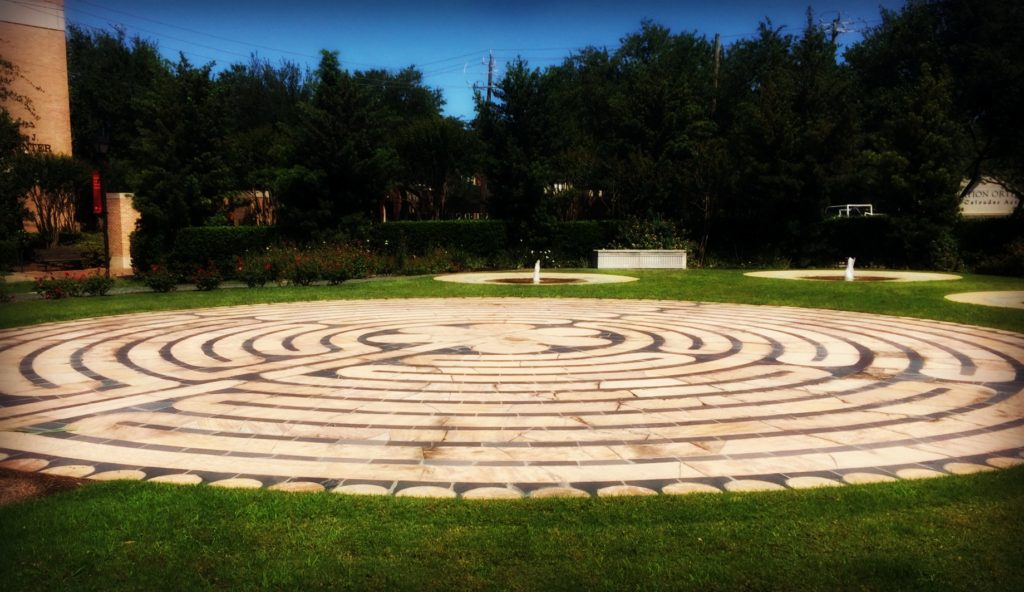 St. Thomas Labyrinth 2