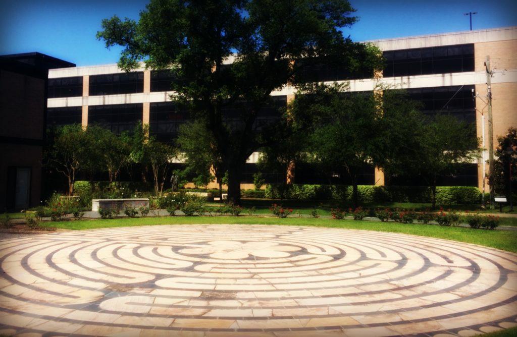 St. Thomas Labyrinth 3