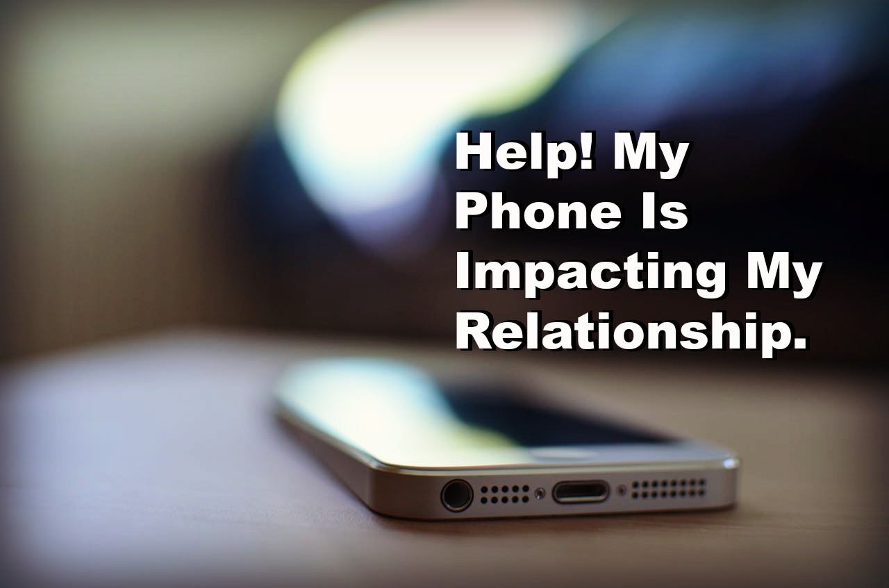 smartphone impacts relationship