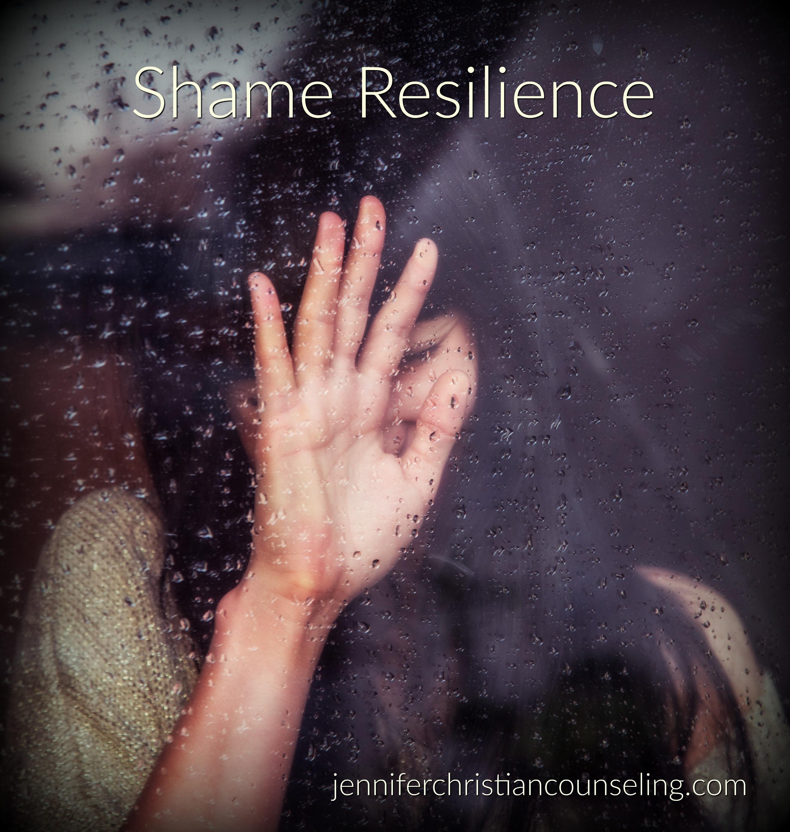 Shame Resilience