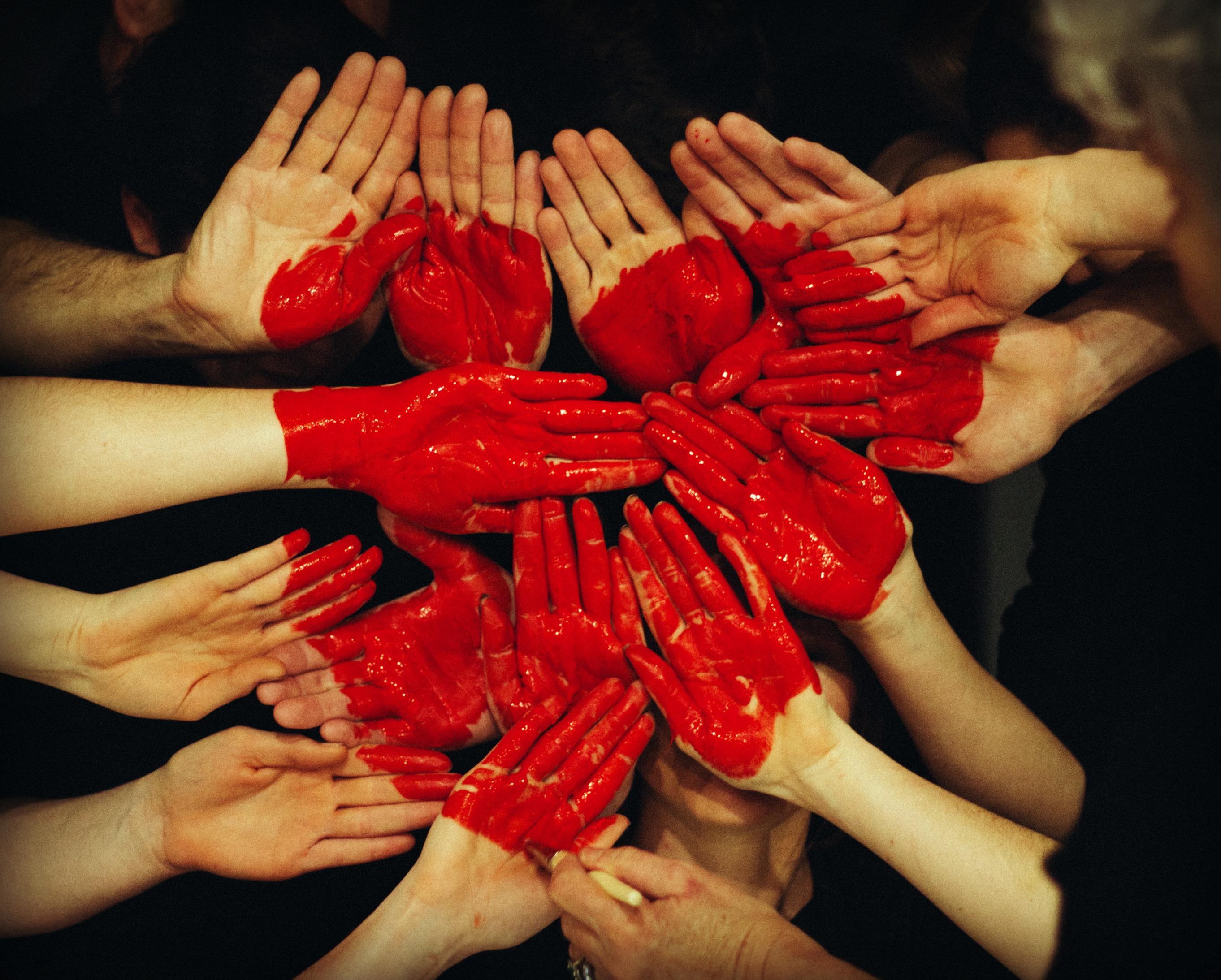 Kindness heart