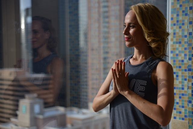 Elizabeth Haberer Thrive Trauma Informed Yoga