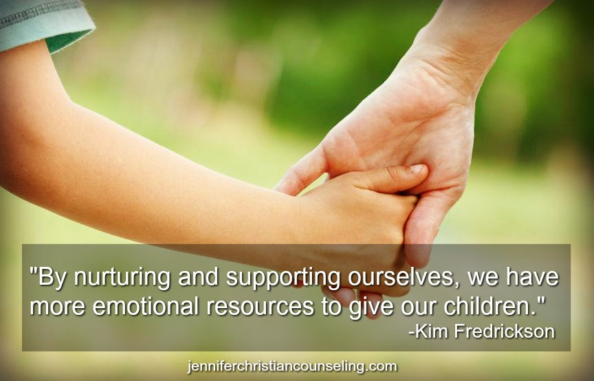 Kim Fredrickson Parenting with compassion