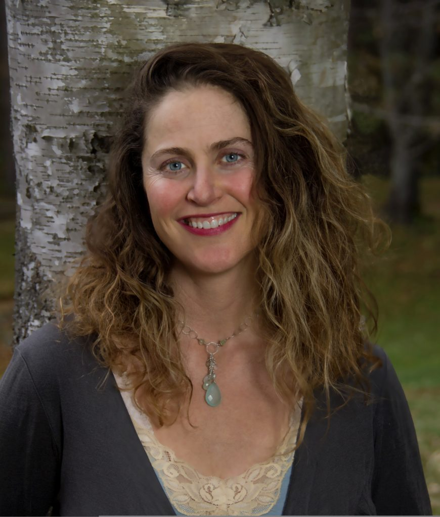 Energy Medicine Yoga Lauren Walker