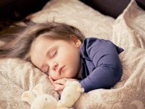 Sleeping Bady