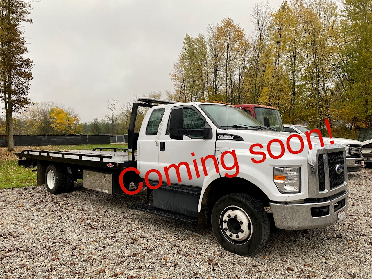 F650 SuperCab Coming soon