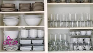 طرق ترتيب المطبخ