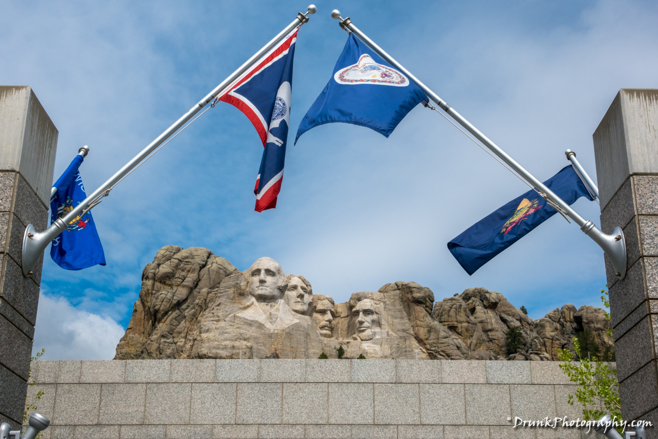 Mount Rushmore Drunkphotography.com