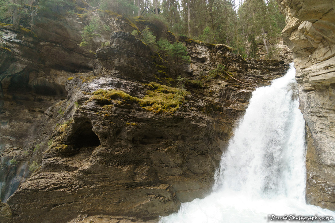 Johnston Canyon Drunkphotography.com Otis DuPont