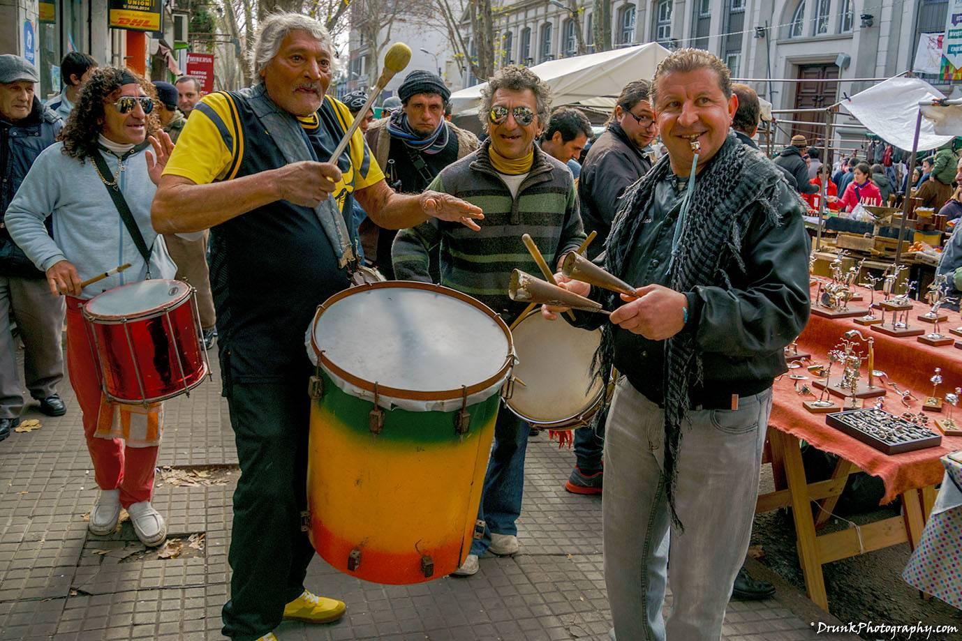 Feria de Tristán Narvaja Drunkphotography.com Otis DuPont