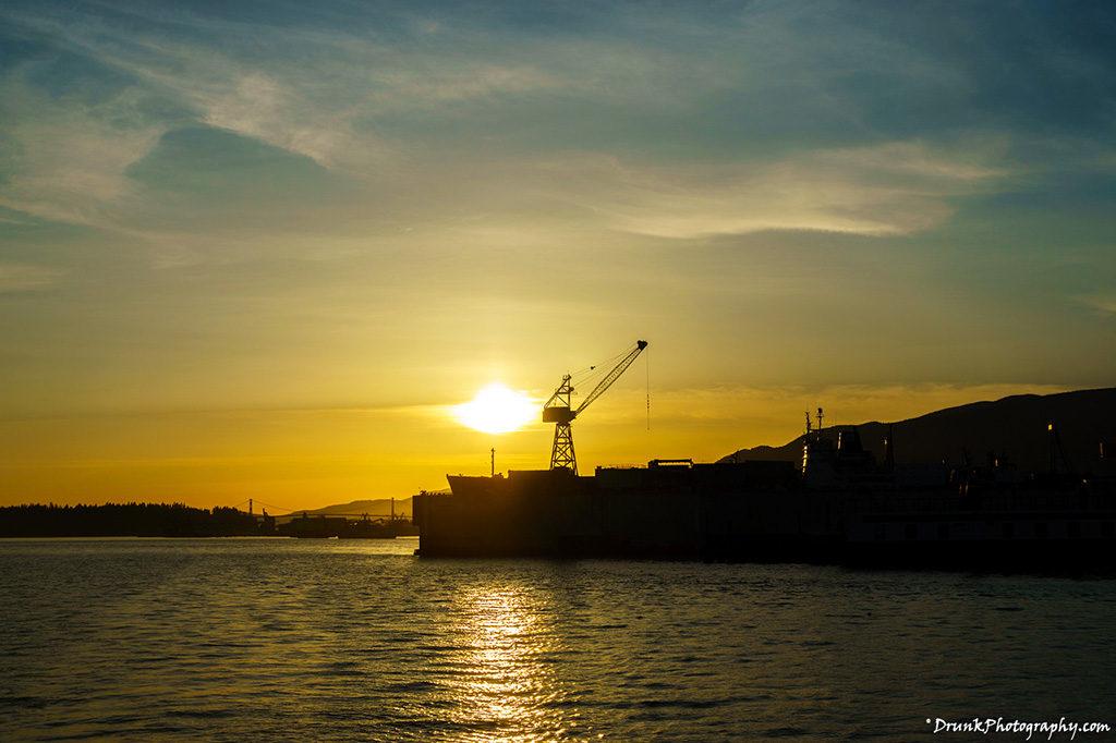 Sunset Cruise Drunkphotography.com Otis DuPont