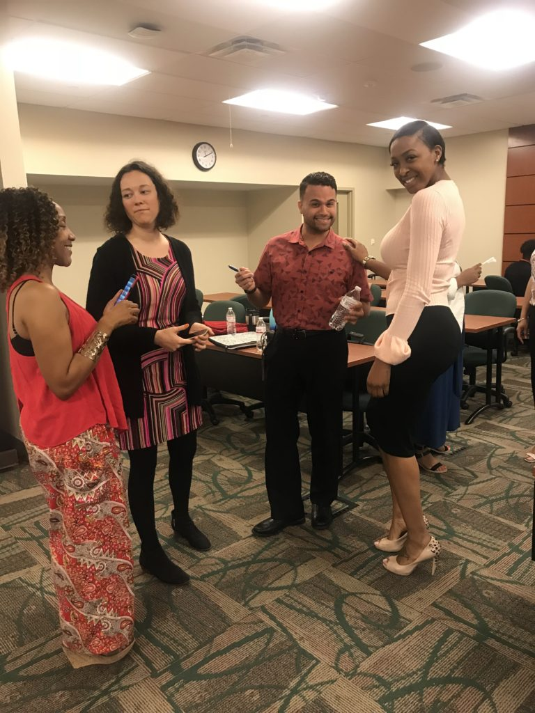 2018 May supervisor/supervisee event