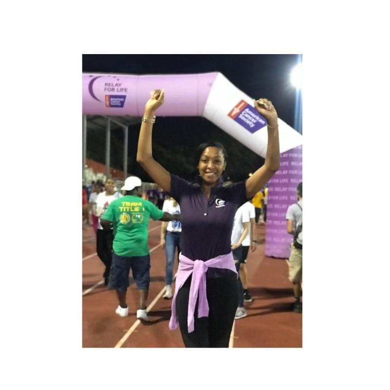 Grand Club Cancer Relay fundraiser