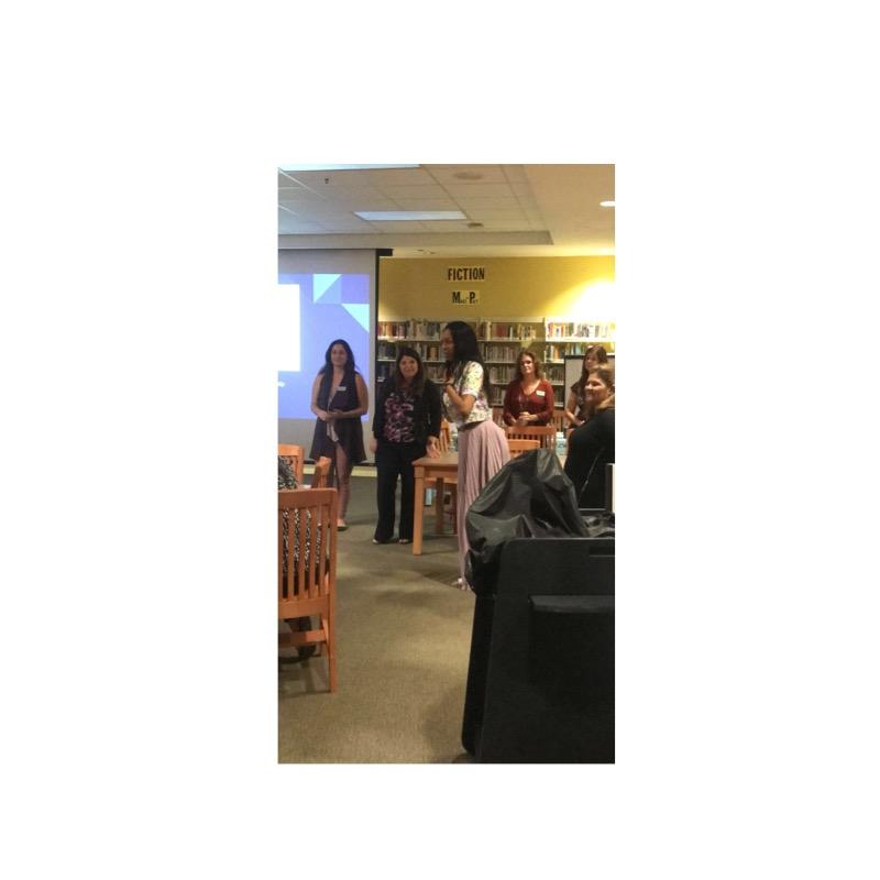West Broward High School PTA presentation on 'Depression in Teens' along side CWCSF Team