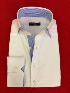 Custom Made Shirt White.