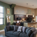 Lafayette Place Lofts apartment interior 1