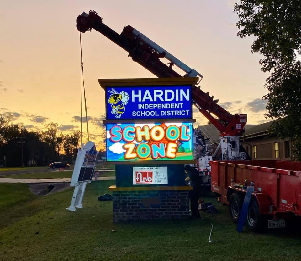 Hardin ISD Liberty TX