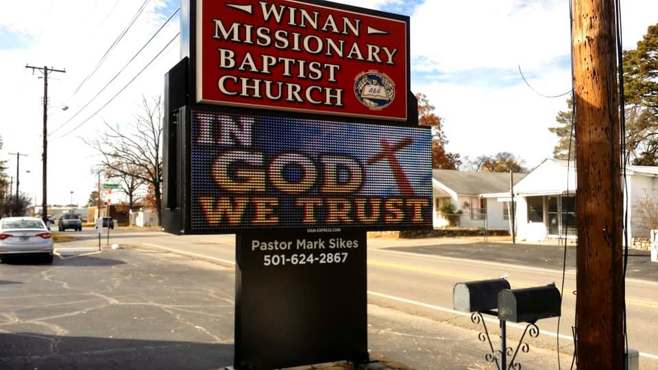 Winan Missionary Baptist Church