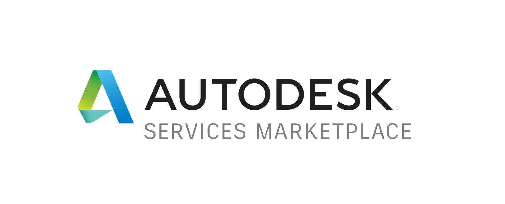 Adesk service marketplace logo