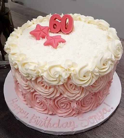 The Best Custom Cakes on 30A
