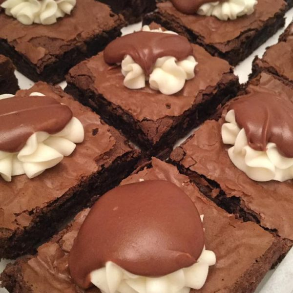 Iced Brownies