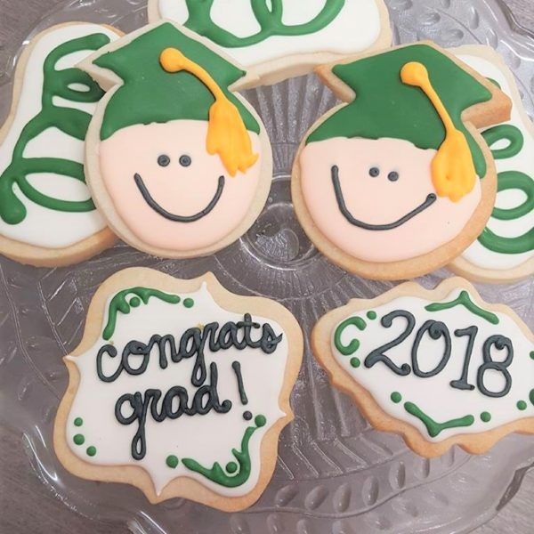 Custom Sugar Cookie Graduation