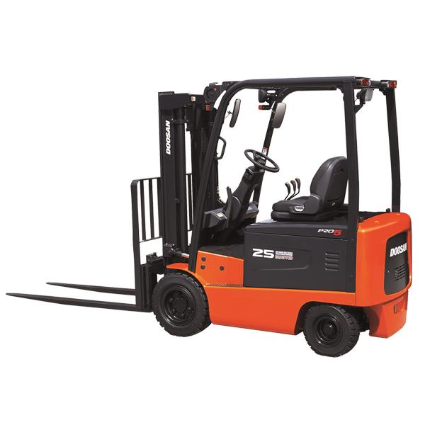 Doosan, Lease, leasing, electric forklift, Louisiana lift and equipment, Louisiana,