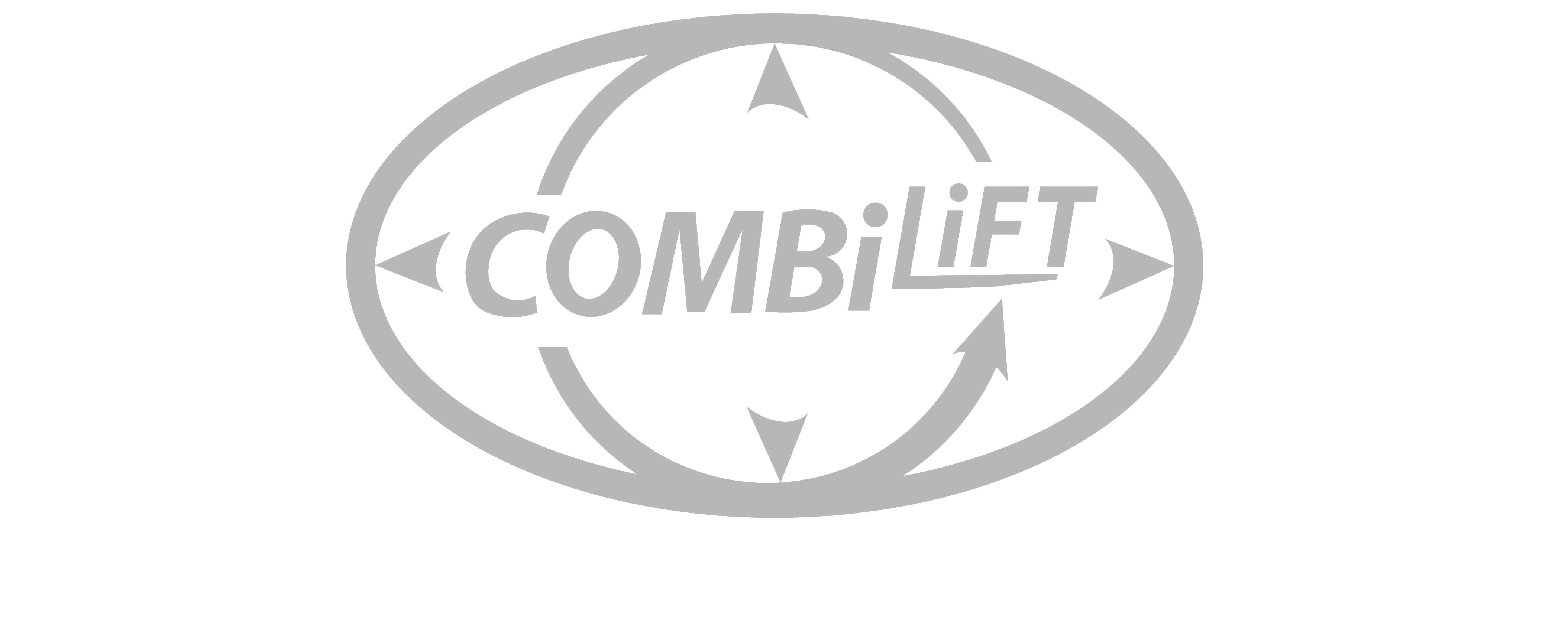 combilift logo B&W copy