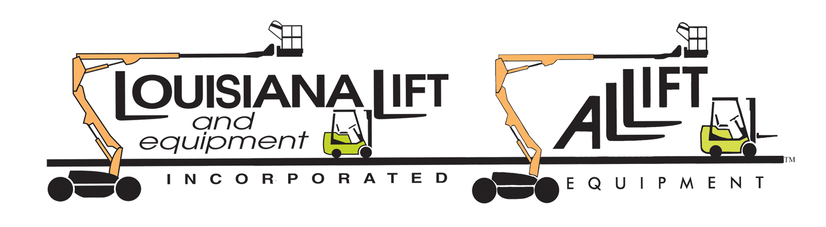Louisiana Lift and Allift Logo